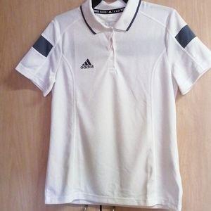 NWOT Adidas Climalite Golf Shirt